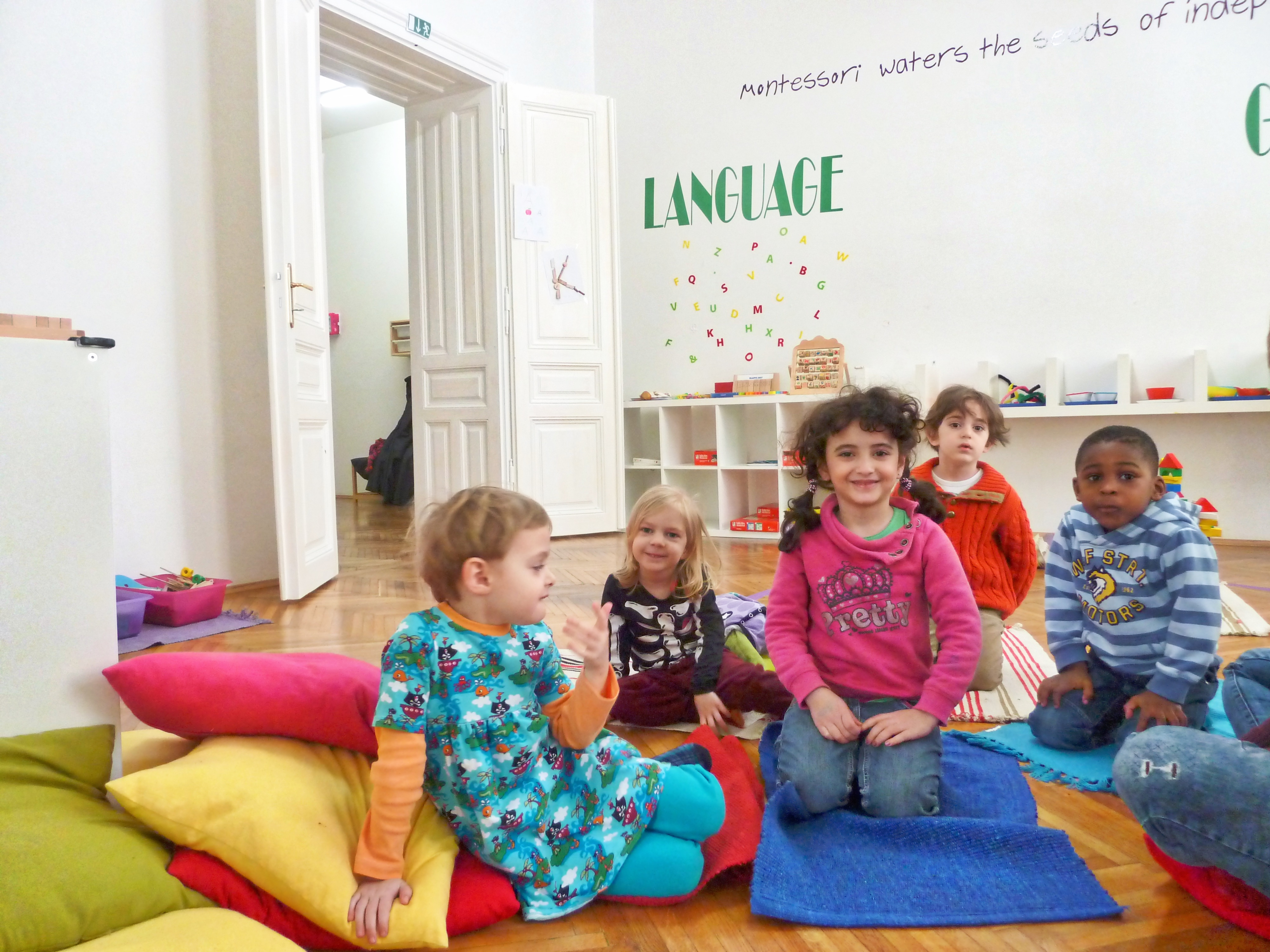 Kids Gallery International Childrens Group
